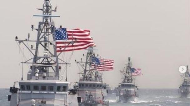 image for Estados Unidos despliega buques frente a Venezuela