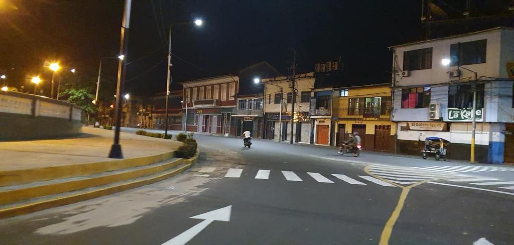 image for Principales calles de Iquitos a esta hora