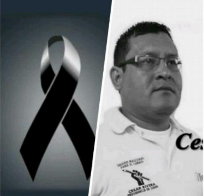 image for Fallece César Rivera Rey en la ciudad de Bogotá