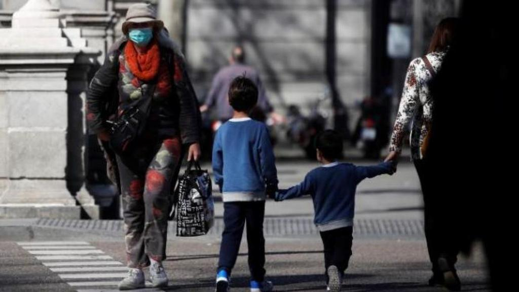 image for Comunicado en contra a salida de niños a la calle