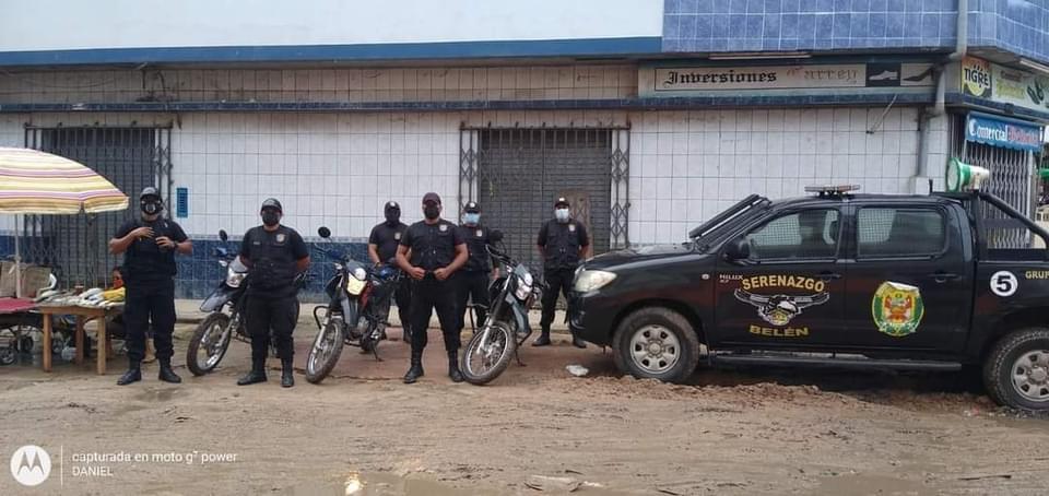 image for Seguridad a la población belenina y quienes las visitan