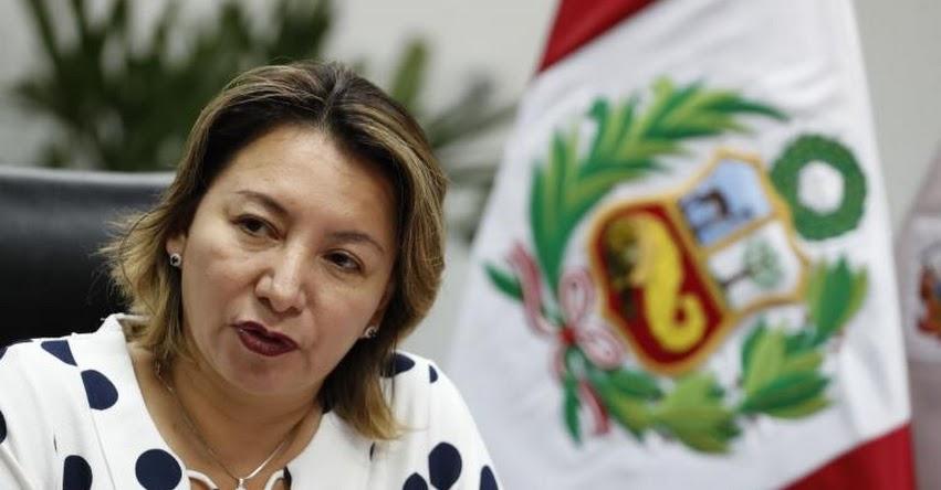 image for Ministra Rocío Barrios habla sobre venta de medicinas