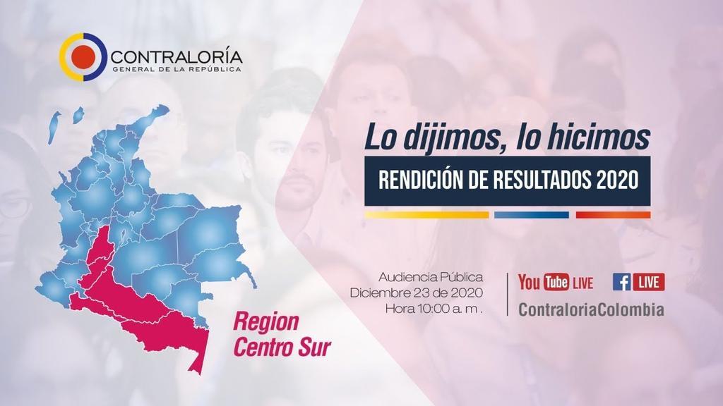 image for Gerentes de la Contraloría General dan a conocer resultados
