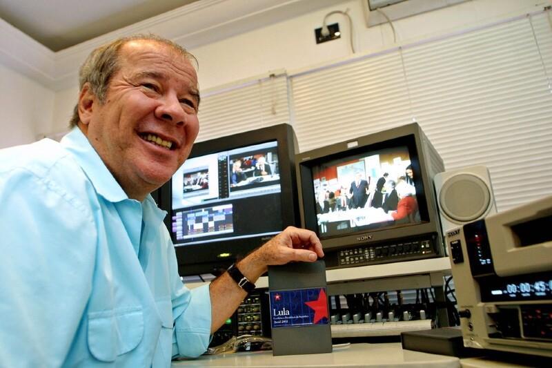 image for Duda Mendonça morre em SP aos 77 anos