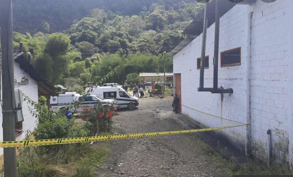 image for Asciende a 10 la cifra de fallecidos por masacre en Antioquia