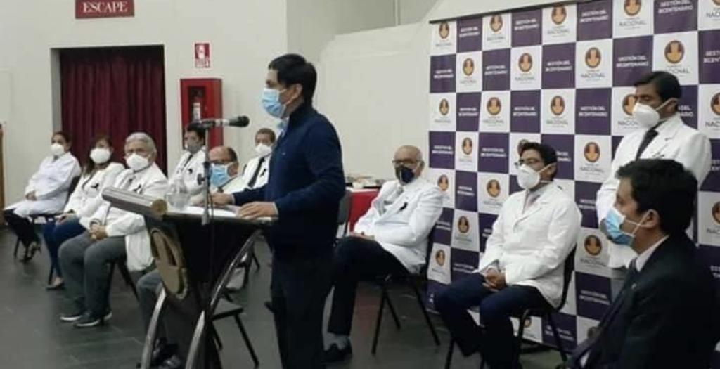 image for Médicos de Loreto que vencieron al coronavirus y regresan a Iquitos