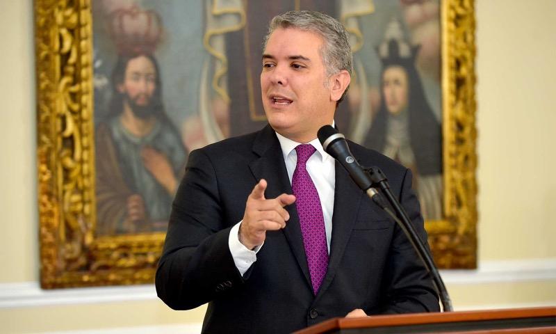 image for Primer encuentro del Presidente Iván Duque con Secretarios de Agricultura
