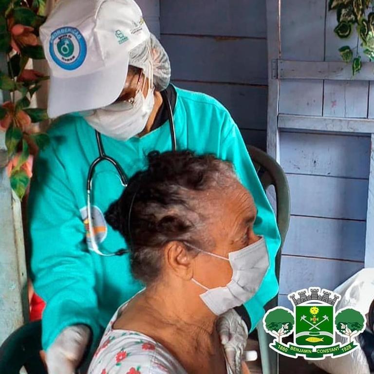 image for Intensifica ações de saúde em domicílios