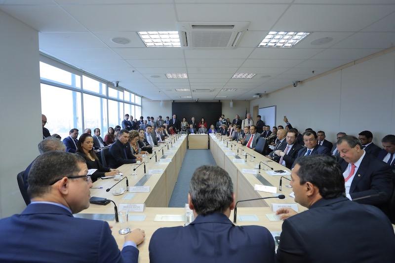 Reunião de executivos