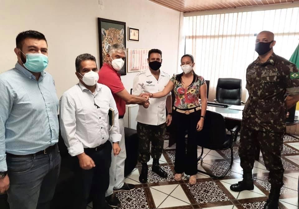 image for Hospital São Rafael de Letícia recebeu doação de cilindros de oxigênio