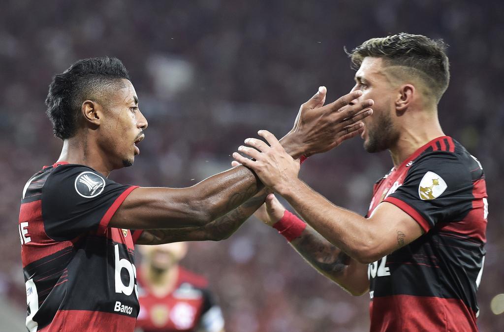 image for Flamengo campeón de la Libertadores