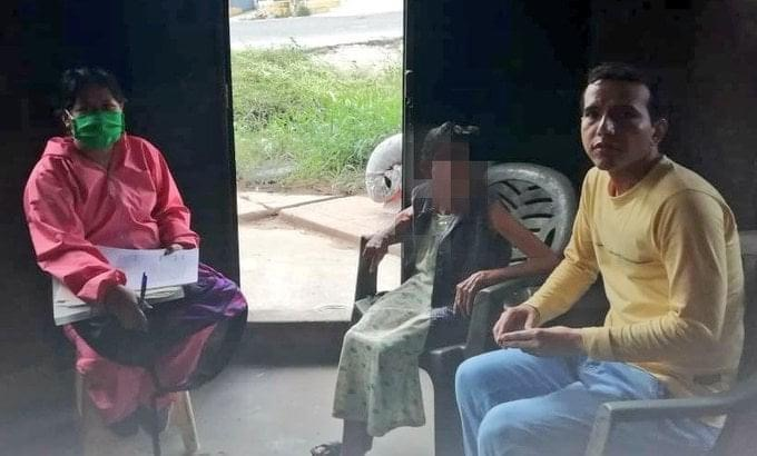 image for Ministerio de la Mujer brinda apoyo a mujer de 74 años