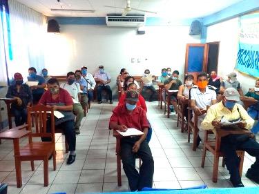 image for Jornada de capacitación a pescadores artesanales