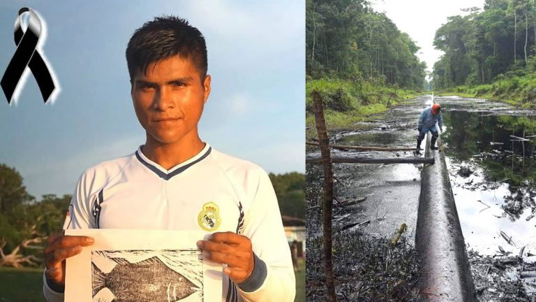 image for Fallece Indígena Defensor ambiental en la Amazonía peruana