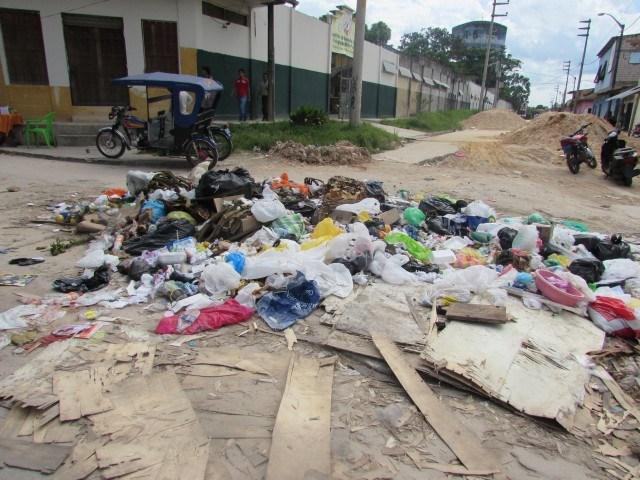 image for Municipalidad no realizó recojo de desperdicios