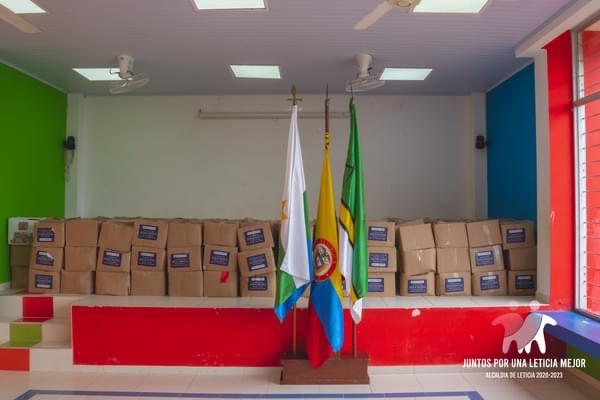 image for Llegan 995 Ayudas humanitarias a Leticia