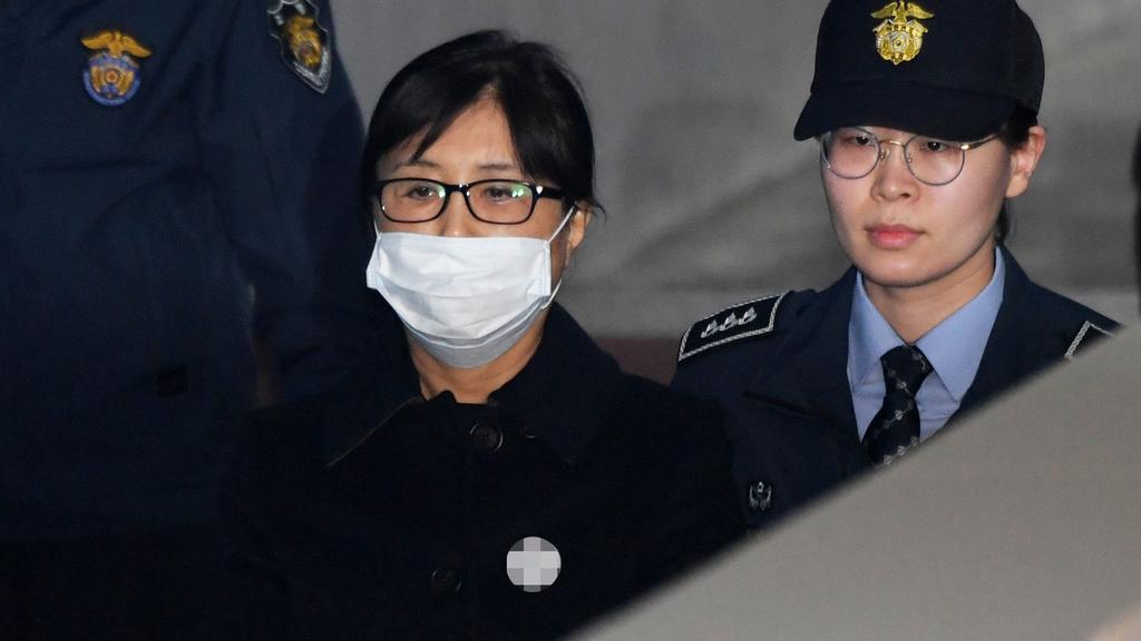 image for Ratifican condena de 20 años de cárcel para expresidenta de Corea del Sur