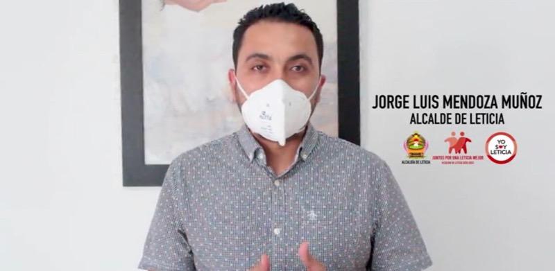 image for 𝗔𝗹𝗰𝗮𝗹𝗱𝗶́𝗮 | Debido a la Emergencia Sanitaria causada por el COVID-19