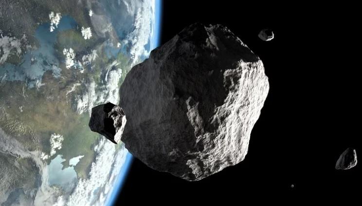 image for NASA encontró un asteroide que podría impactar contra la Tierra