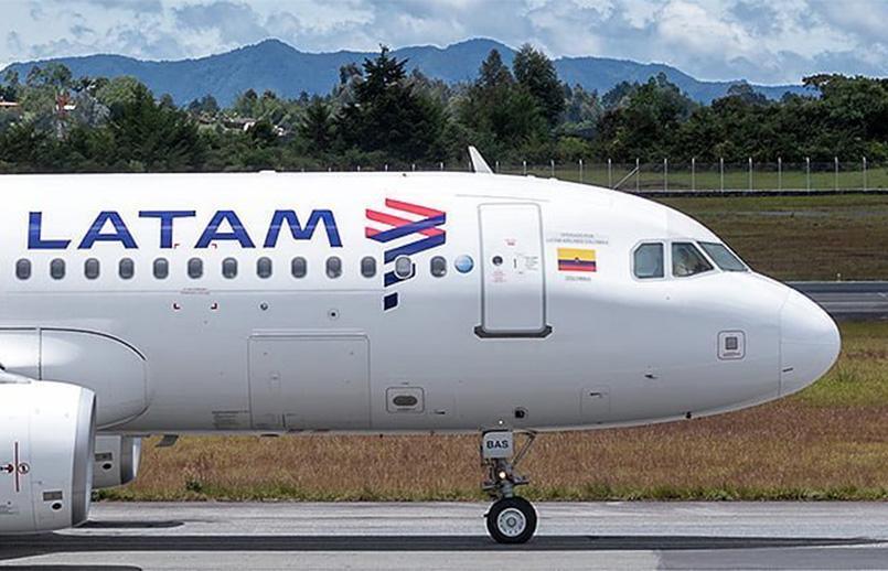 image for LATAM reinicia operaciones en Leticia y Santa Marta
