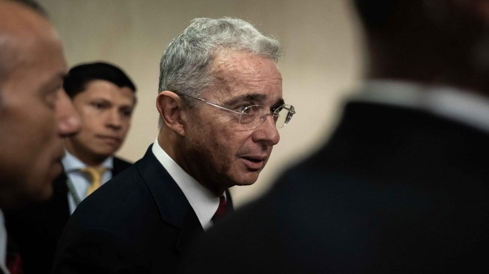 image for Fiscalía rechaza solicitud de libertad del expresidente Uribe