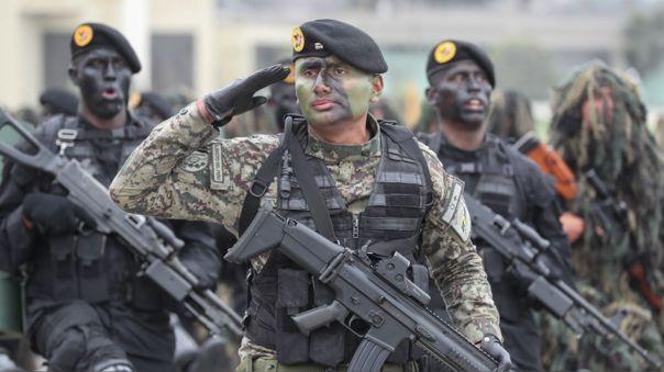 image for Ministerio de Defensa rechazó las versiones que circulan en redes sociales