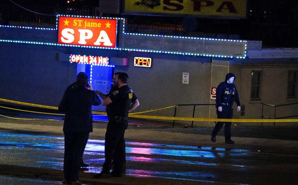 image for Tiroteos en Atlanta deja al menos ocho muertos