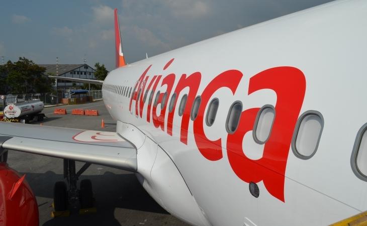 image for Ordenan suspender crédito a la aerolínea Avianca