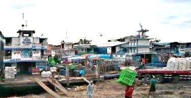 image for Transporte fluvial en Loreto nuevamente vuelve a la normalidad