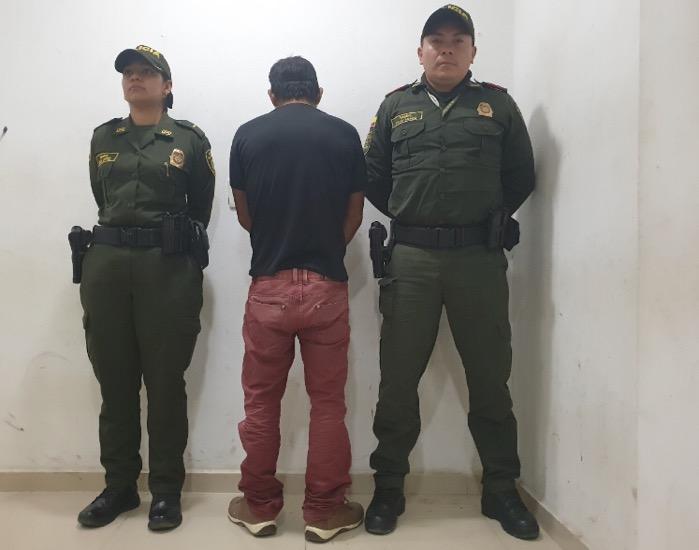 image for Capturan sujeto por el delito de homicidio