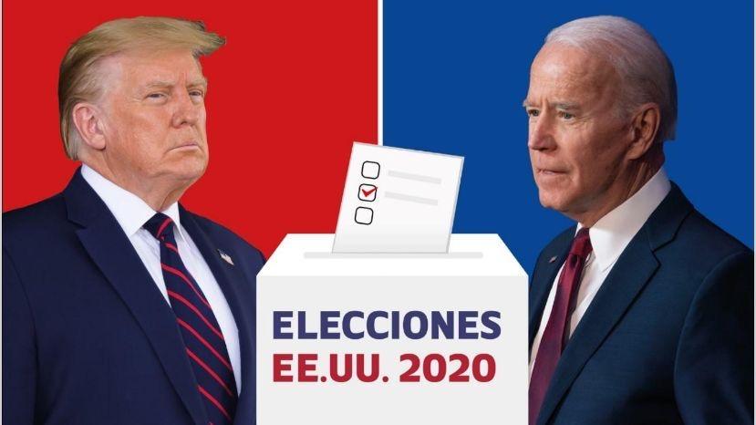 image for Abren los colegios electorales en EE UU para elegir a Biden o Trump