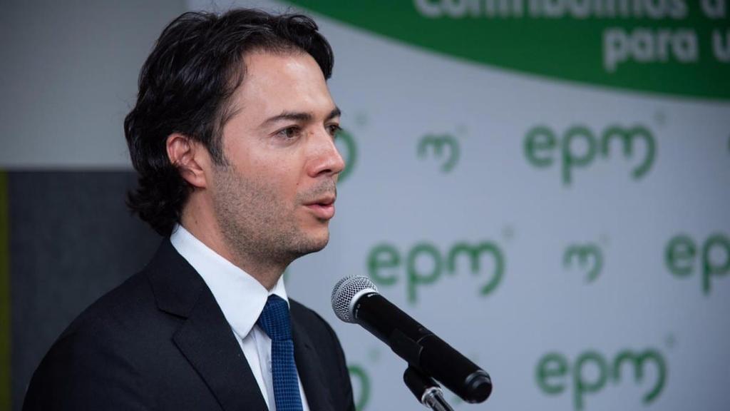image for Alcalde de Medellín nombra segundo integrante de la junta directiva de EPM