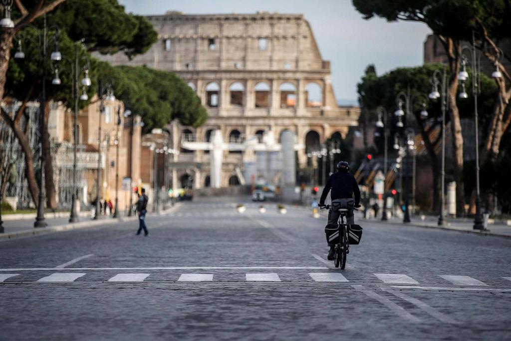 image for Italia superó a China en número de muertos por el coronavirus