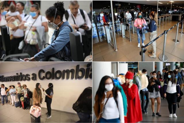 image for 10 nuevos casos de Coronavirus en el país