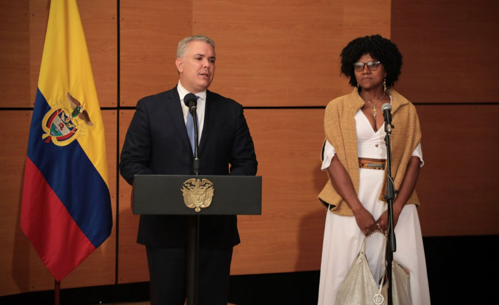 image for Primera ministra de Ciencia y Tecnología e Innovación