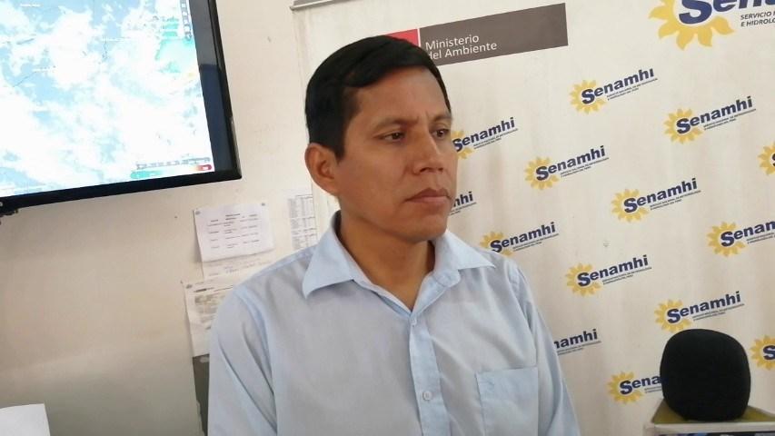 image for Jefe zonal de SENAHI pronostica días calurosos