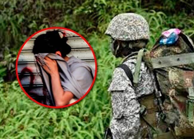 image for Investigan violación de una mujer por infantes de Marina