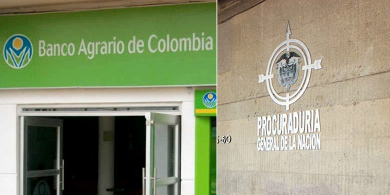 image for Directivos de Banco Agrario sancionó por la Procuraduría