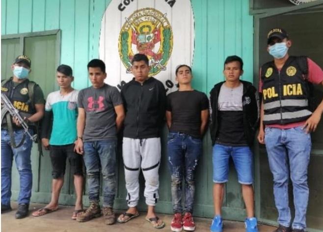 image for Policia Nacional Peruana desarticula banda delincuencial