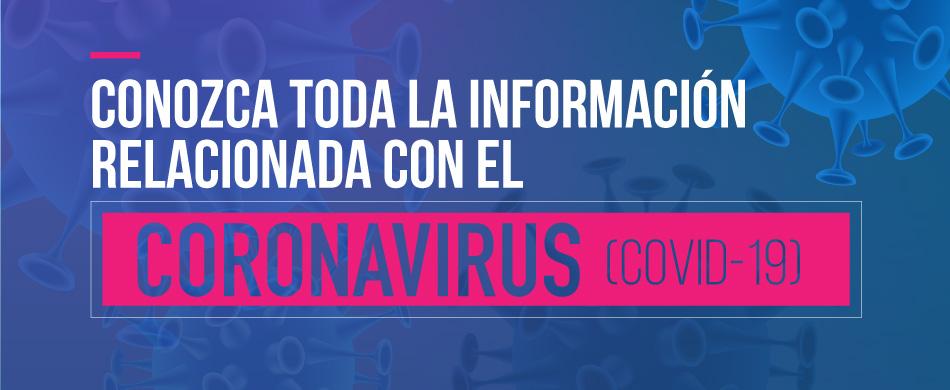 image for Enlace lineamientos por el Gobierno referentes al Coronavirus (COVID-19)