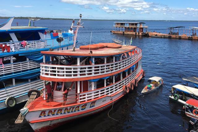 image for Ministro do STF confirma proibição de transporte fluvial no Amazonas