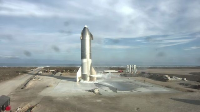 image for Explota el cohete de Space X tras aterrizar con éxito