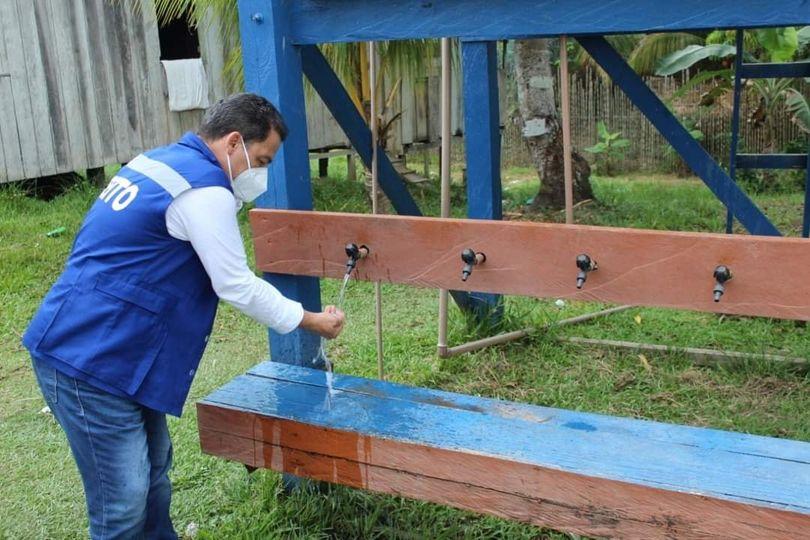 image for Projeto Salta-Z leva água potável as comunidades rurais