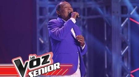 image for Pedro Bernal en La Voz Senior