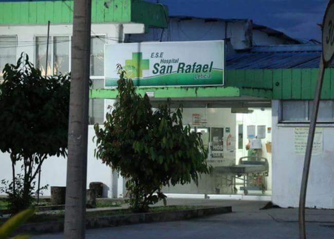 image for Gerente de hospital en Leticia es removido del cargo
