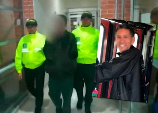 image for Agresor sexual de mujeres en TransMilenio es capturado