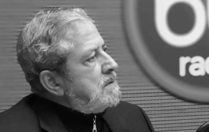 image for Luto en la televisión colombiana muere Alí Humar