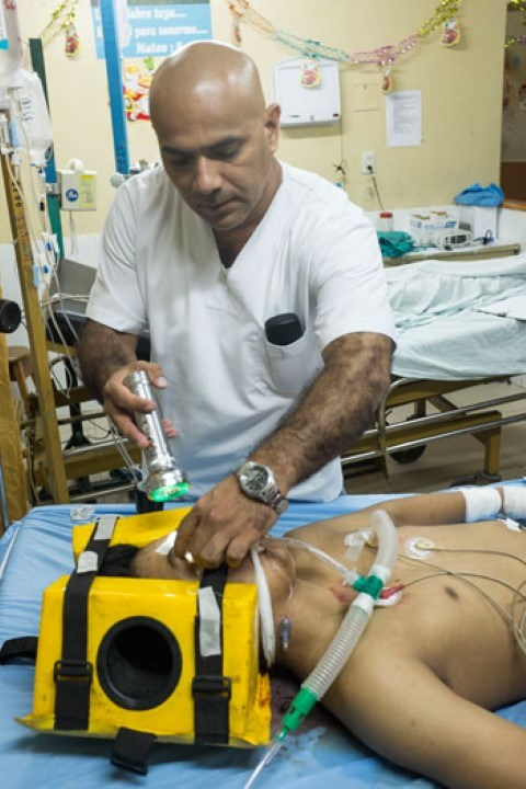 image for Médico de Loreto | Más de la mitad de la población está contagiada