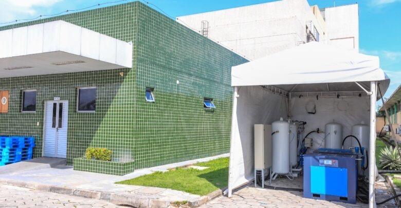 image for Contabilizan implantação de 32 miniusinas de oxigênio em 13 municípios