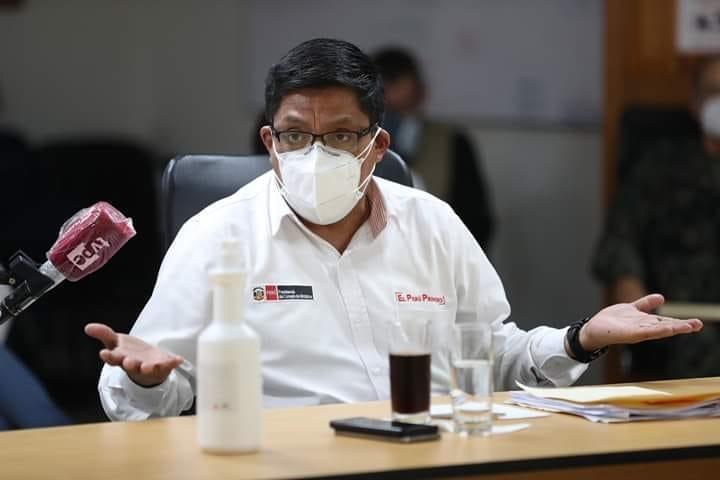 image for Ministerio de Salud sugirió suspensión de vuelos a Iquitos